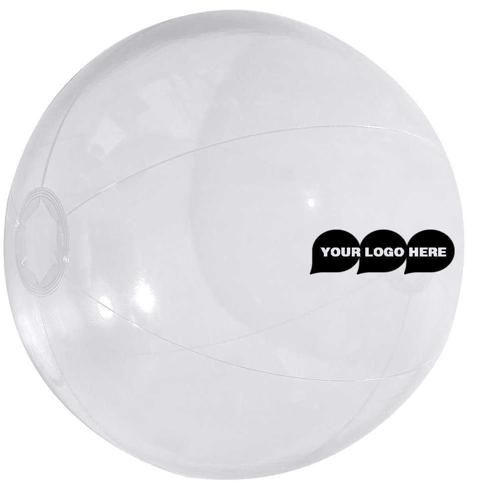 CloseoutPromo 16'' Beach Ball - 150 Quantity - $1.45 Each - PROMOTIONAL PRODUCT/BULK/BRANDED with YOUR LOGO/CUSTOMIZED
