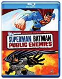 DVD : Superman/Batman: Public Enemies [Blu-ray]