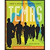 Temas : Spanish for the Global Community, Jorge H. Cubillos, Edwin M. Lamboy, 1413010474