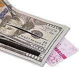 Cai Men Us Dollar Bill Wallet Billfold Leather