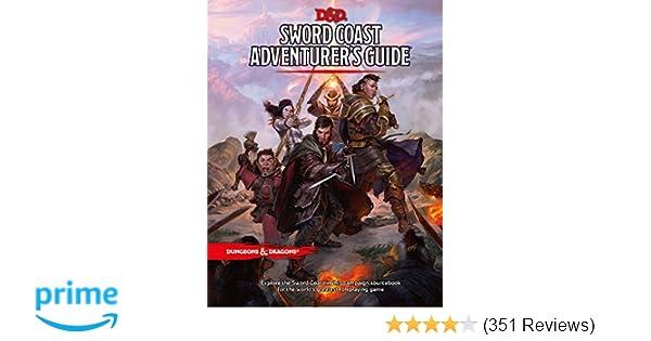 Amazon com: Sword Coast Adventurer's Guide (Dungeons