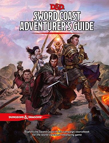 Sword Coast Adventurer's Guide (D&D Accessory) from Wizards of the Coast
