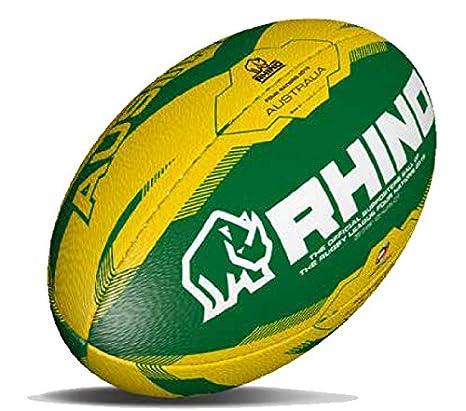 Rugby Liga Cuatro Naciones Unidas Australia Rugby Pelota - tamaño ...