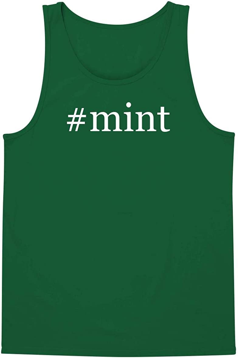 The Town Butler #Mint - A Soft & Comfortable Hashtag Men's Tank Top