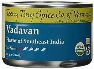 Teeny Tiny Spice Co. of Vermont Organic Vadavan, 2.8 Oz