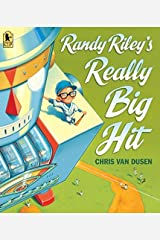 Randy Riley's Really Big Hit by Chris Van Dusen(2016-03-22) Paperback Bunko