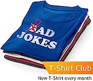 Dad Jokes T-Shirt Club Subscription - Men - 2XL
