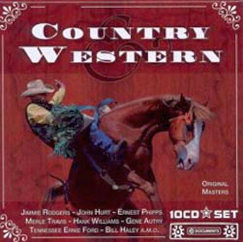 Country & Western Box Set