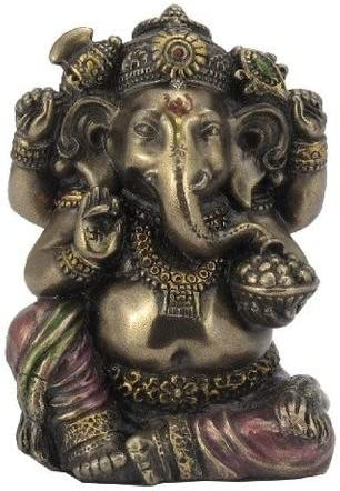 Mini Ganesh Hindu Elephant Success product image