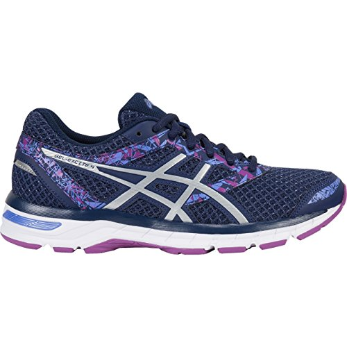 ASICS Women's Gel-Excite 4 Indigo Blue/Blue/Orchid 5 D US by ASICS