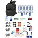 Urban Survival Kit Four For Earthquakes, Hurricanes, Floods, Tornados, Emergency Preparedness