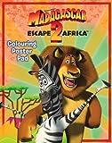 Madagascar: Escape 2 Africa - Colouring Poster Pad