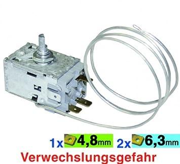 LUTH Premium Profi Parts Thermostat Ranco K50-P6072 LIEBHERR 6151098 Alternative f/ür K/ühlschrank