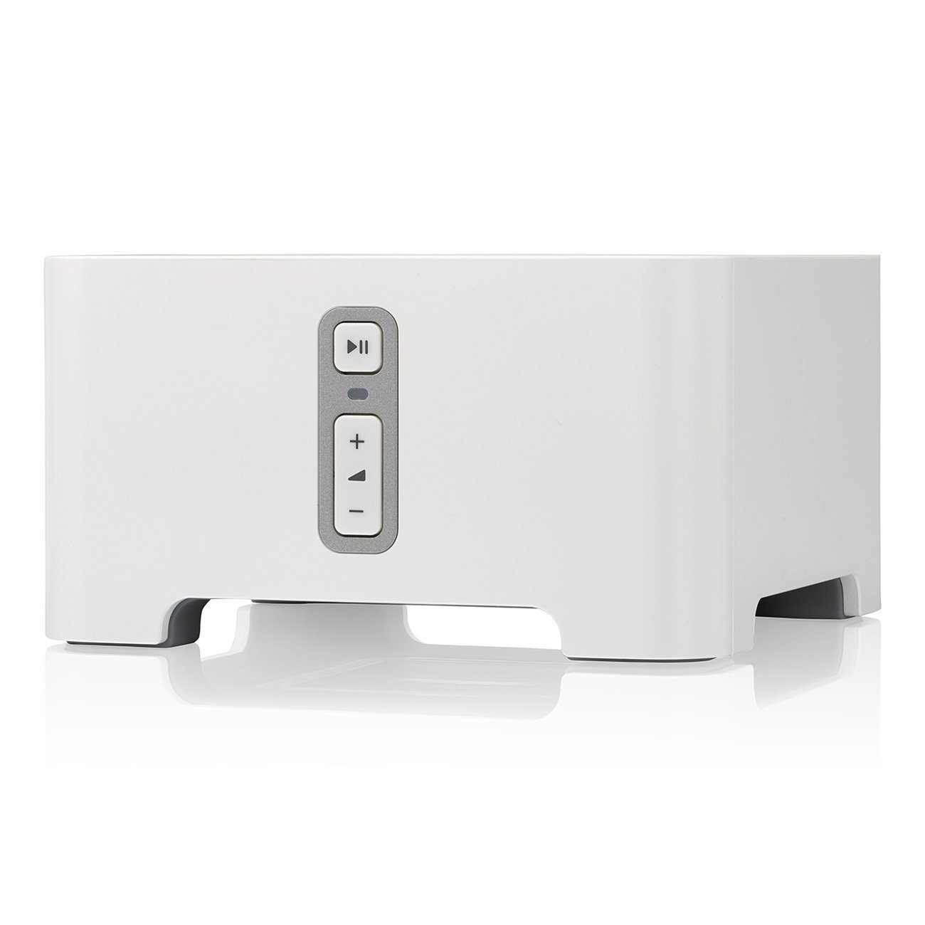 Sonos Connect - Wireless Home Audio Receiver Component for Streaming Music - White by Sonos