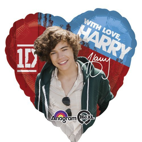 one direction balloons - 1