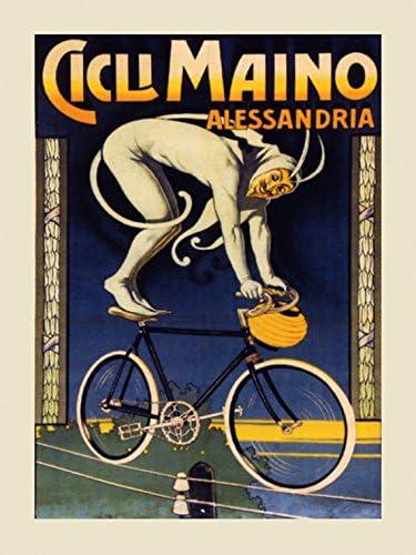 italian paper vintage bikes