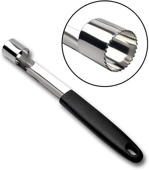 Core Seed Remover Fruit Apple Pear Corer Easy Stainless Steel Twist Kitchen Tool