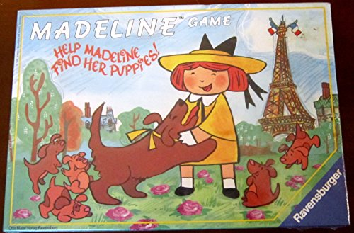 Madeline Game: Help Madeline Find Her Puppies!