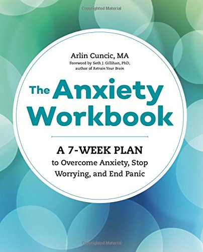 List of the Top 10 cognitive behavioral therapy anxiety workbook you can buy in 2019