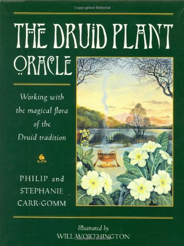 The Druid Plant Oracle by St. Martin's Press