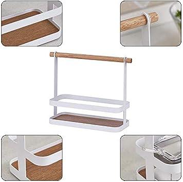 Especiero de estilo japonés para condimentos, cocina, acabado de escritorio, especias, condimento y especias, herramientas de cocina: Amazon.es: Hogar