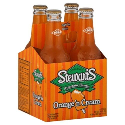 Stewart's Fountain Orange 'N Cream Classics Soda (Pack of 2) (Stewarts Orange Soda compare prices)