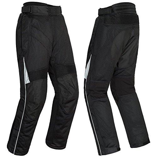 - Tourmaster Venture Air 2.0 Women's Textile Motorcycle Pant (Black, Medium)