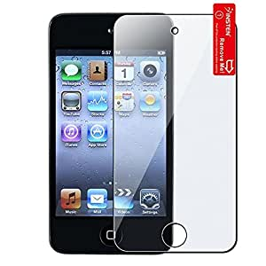 5 LCD Screen Protector Covers for iPod touch 4G 4th Gen