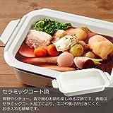 BRUNO compact hot plate + takoyaki plate