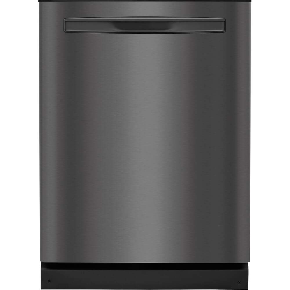 "Frigidaire Gallery 24"" Black Stainless Stee Built-In Dishwasher"