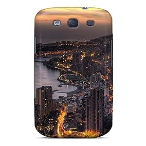 Fashion ZVH3457DiNN Case Cover For Galaxy S3(mountain View 3)