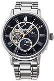 [オリエント時計] 腕時計 オリエントスター CLASSIC Mechanical moon phase ムーンフェイズ RK-AM0008B メンズ