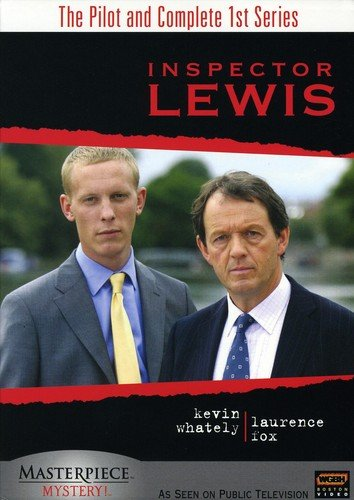 Inspector Lewis: The Pilot and Complete 1st Series (Pronunciation British English)
