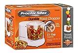 Proctor Silex 72500RY 1-1/2 Cup Food Chopper