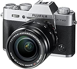 Image of the product Fujifilm X T20 Mirrorless that is listed on the catalogue brand of Fujifilm.
