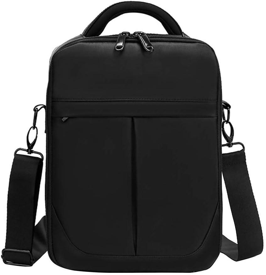 Negro Free Size Port/átil Lona Individual Bolsa de Hombro Informal Funda Almacenaje para Xiaomi Fimi X8 Se Drone Bolsas y Cargador xiegons0 Impermeable Drone Bolsa