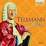 Telemann Edition [Box Set]