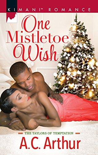 One Mistletoe Wish (The Taylors of Temptation)