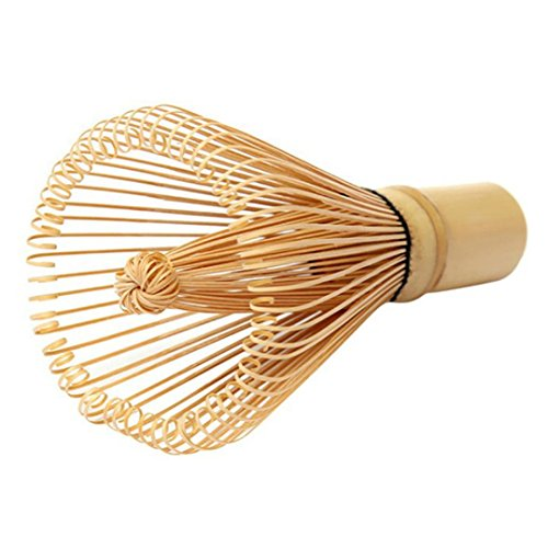 Bamboo Natural White Chasen Matcha Whisk Prearing For Green - Vegas Best Mall Las