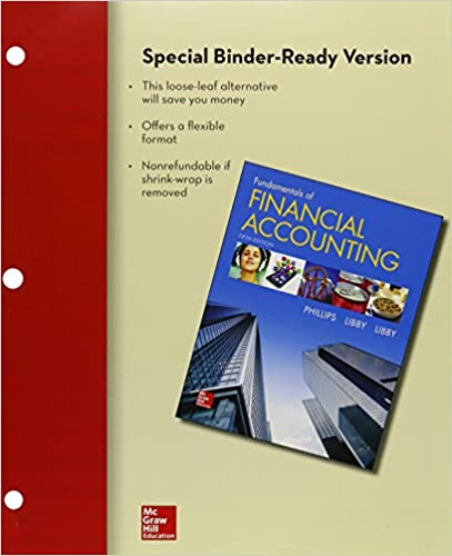 Fundamentals Of Financial Accounting Book