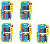 InkJoy Gel Pens, Medium Point, Assorted Colors, 6 Count