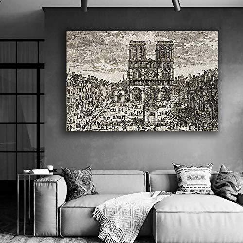 Memory Cathédrale Notre Dame de Paris Home
