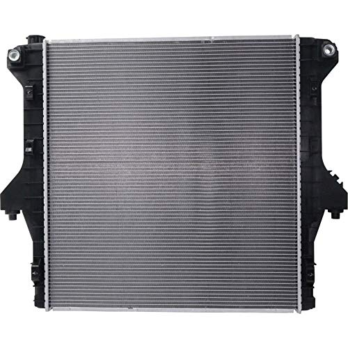 Radiator for RAM 2500/3500 P/U 03-09 Diesel 5.9L/6.7L