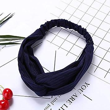 Amazon com : Hair turbans for women - New Cotton Headband