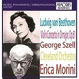 エリカ・モリーニ+ジョージ・セル/クリーヴランド ベートーヴェン:ヴァイオリン協奏曲
