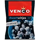 Venco Zwartwitjes / Hard Salted Liquorice 240 g