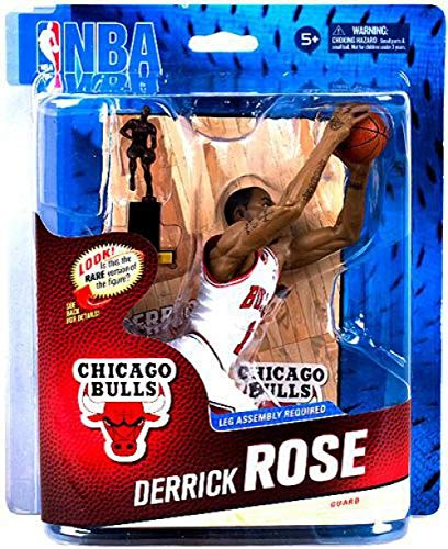 McFarlane Sportspicks: NBA Series 24 Derrick Rose 6 Inch Bronze Variation Action Figure