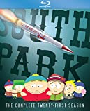 DVD : South Park: The Complete Twenty-First Season [Blu-ray]