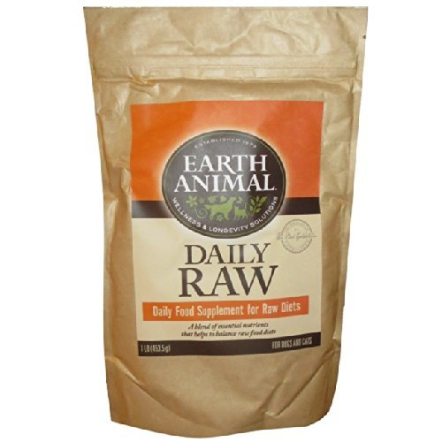 Daily Raw Complete Powder by Earth Animal