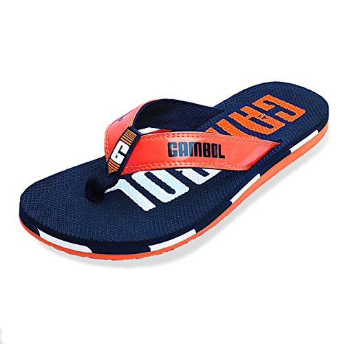 Gambol Mens Sandals Shoes - Zapp Style Navy